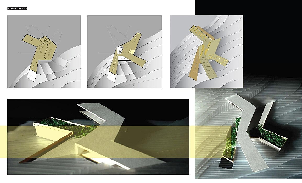 Floor Plans and Model study