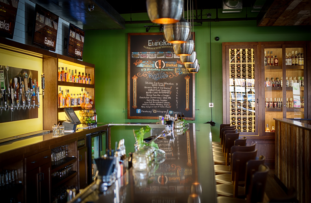 Restaurant Interior Finishes : Eureka indian wells clay aurell archinect