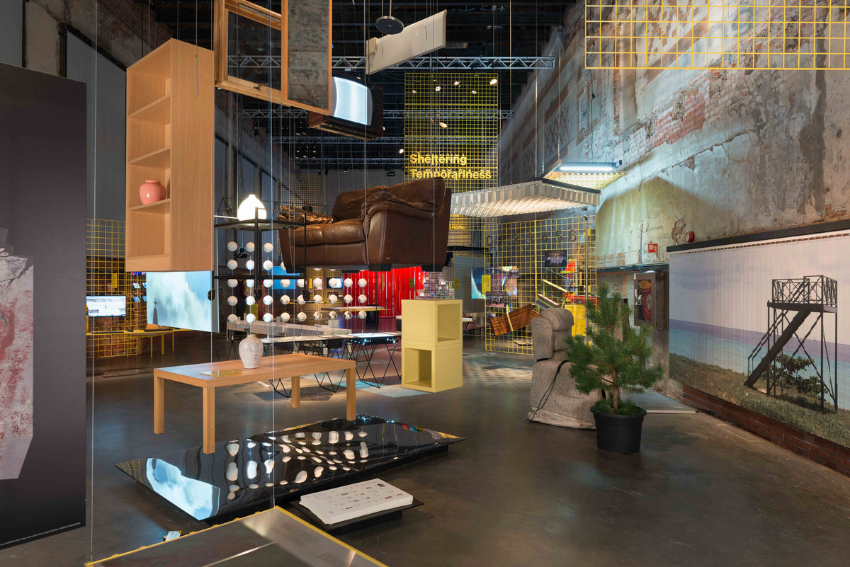 The On Residence exhibition. Credit: Istvan Virag
