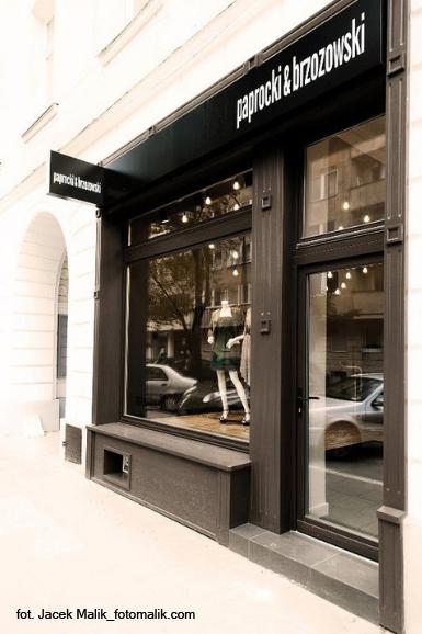 Paprocki brzozowski boutique interior design rubicon for Boutique interior design firm