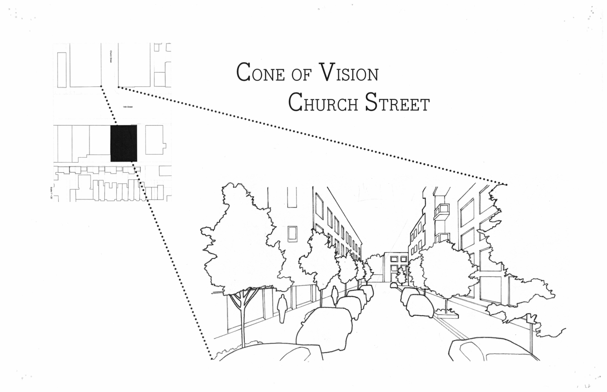Cone of Vision - Church Street