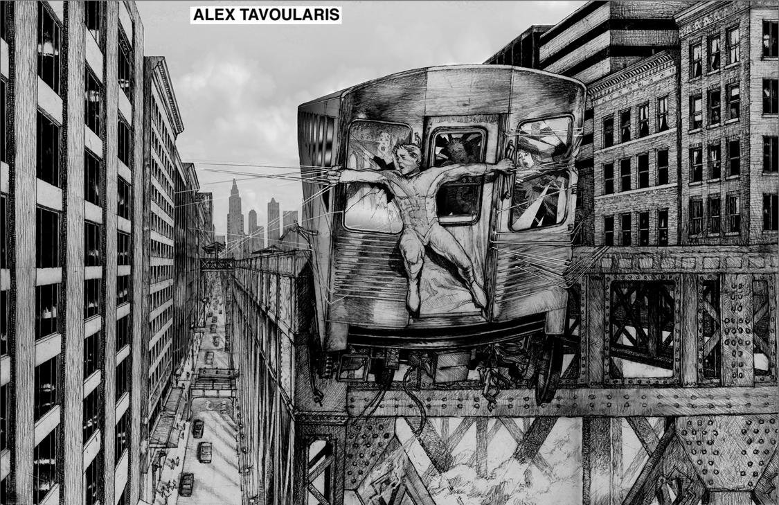 El Train - Chicago