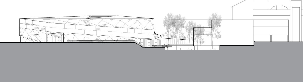 Elevation South