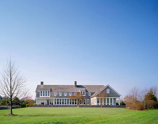 Deborah Berke Partners: Gibson Lane House, Sagaponack, New York, 2011
