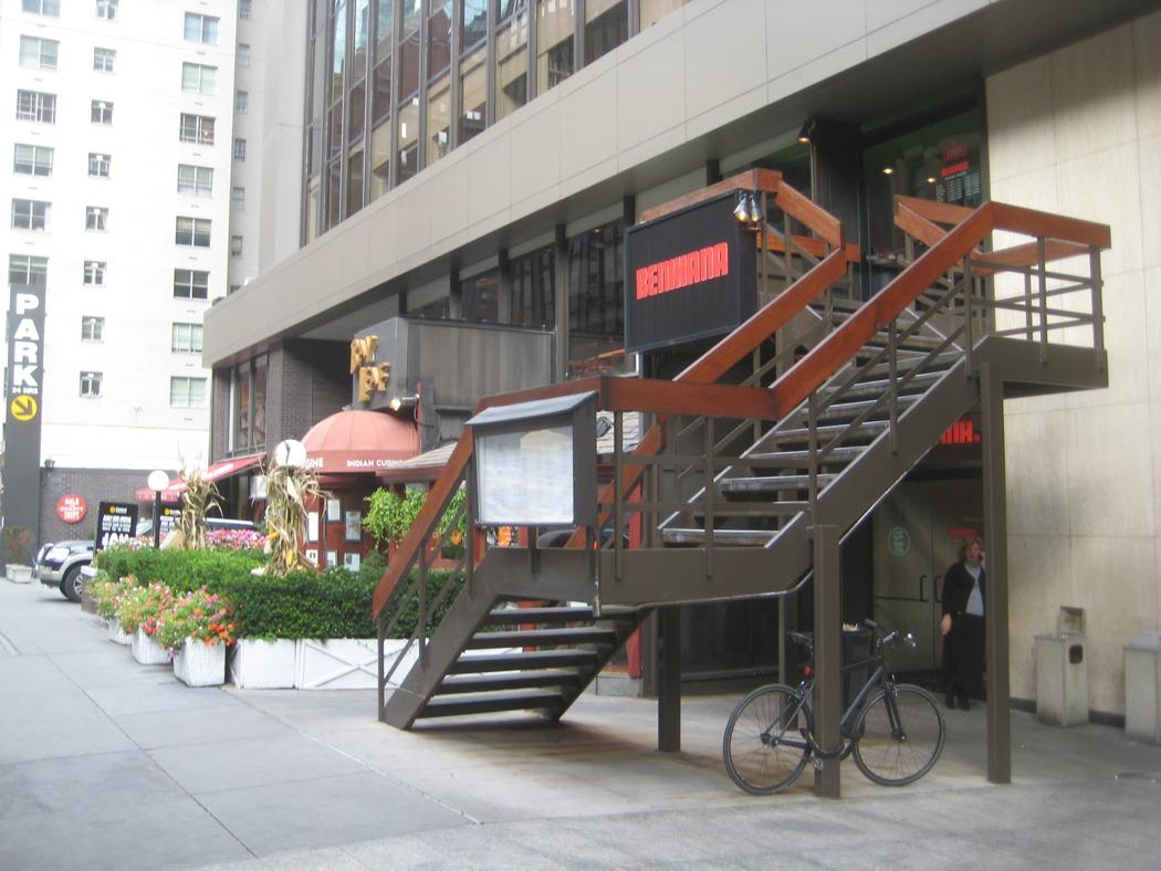 Benihana   New York West   Matthew Gindlesperger   Archinect  Benihana   New ...