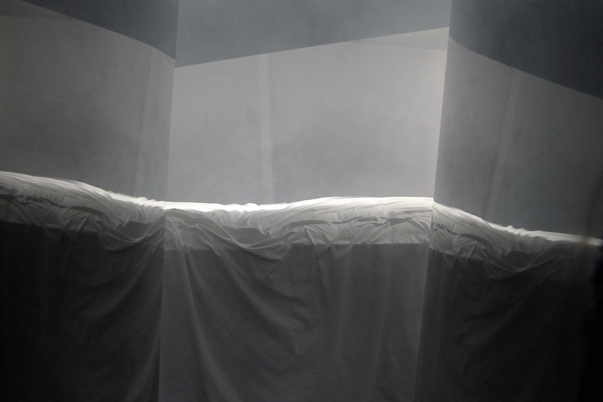 Installation No. 1. Research project for One Night Stand, Los Angeles.
