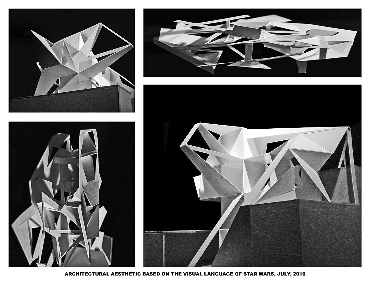 star wars inspired architecture