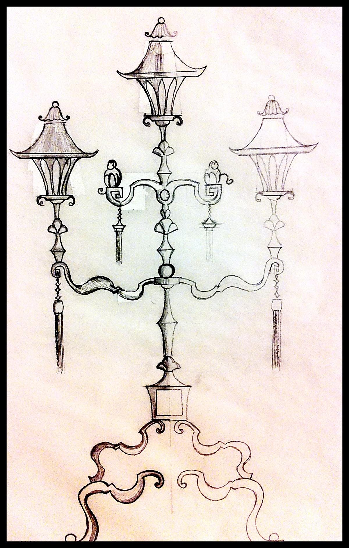 Product Design: Floor Lamp
