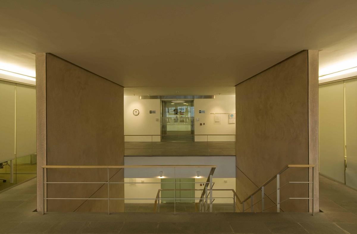 Oficina techint taller de arquitectura by taller for Oficinas de arquitectura