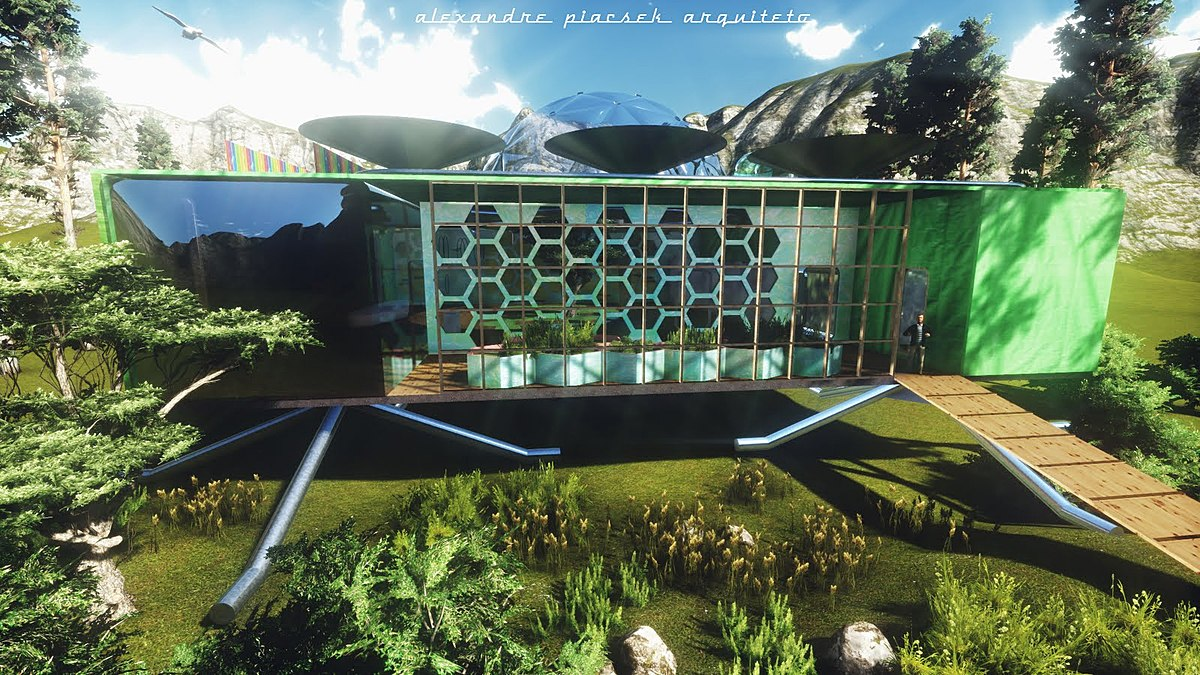 Fuller Greenhouse Project Alexandre Piacsek Archinect