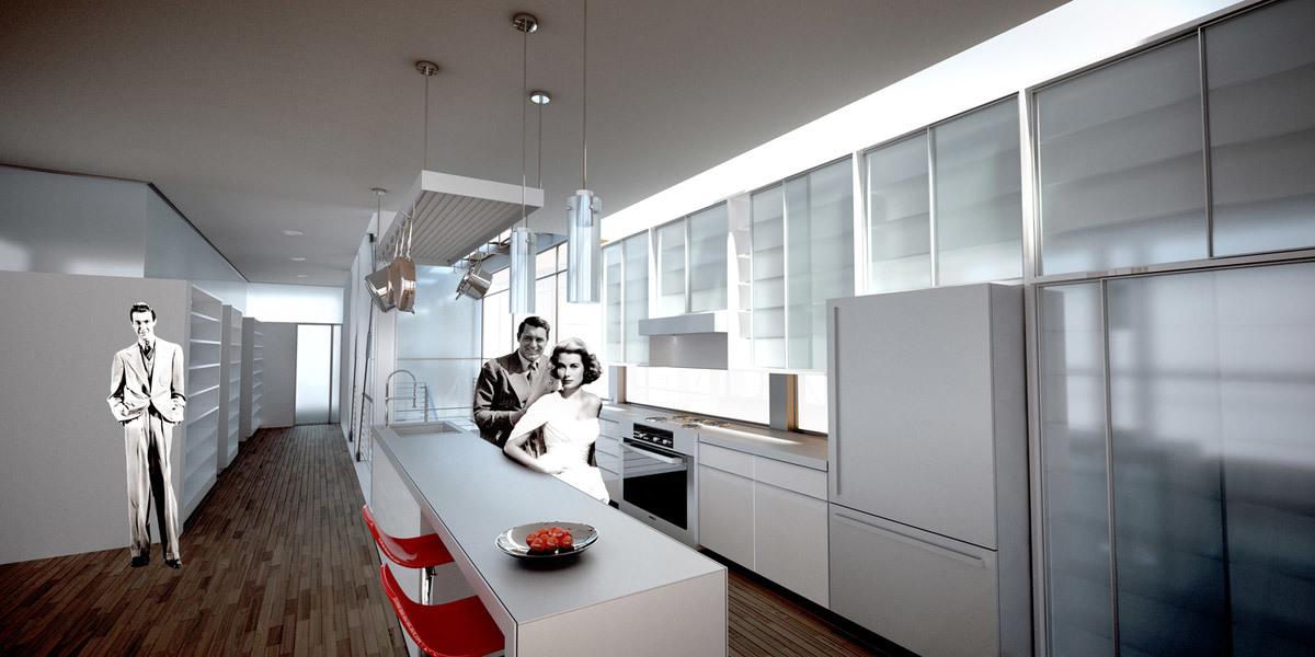 Kitchen (Image: Eric Laine & Suzanne Steelman)
