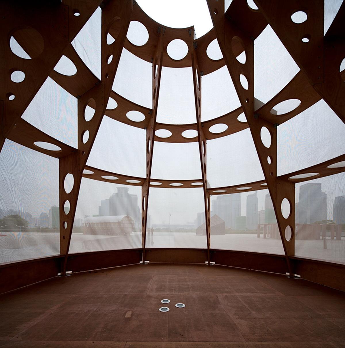 OBRA, Oxymoron Pavilion OBRA, image courtesy of UABB.