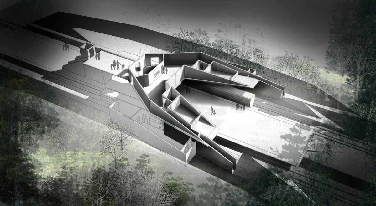 railway station design thesis