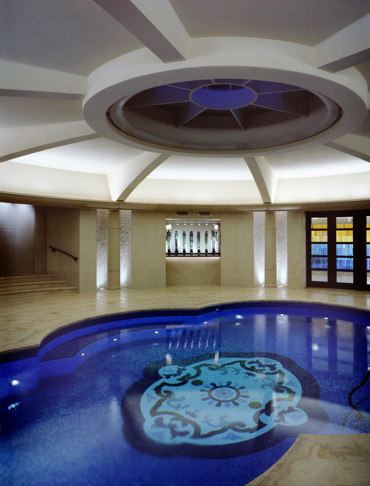 Bloomfield Hills Residence (Image: Young and Young)