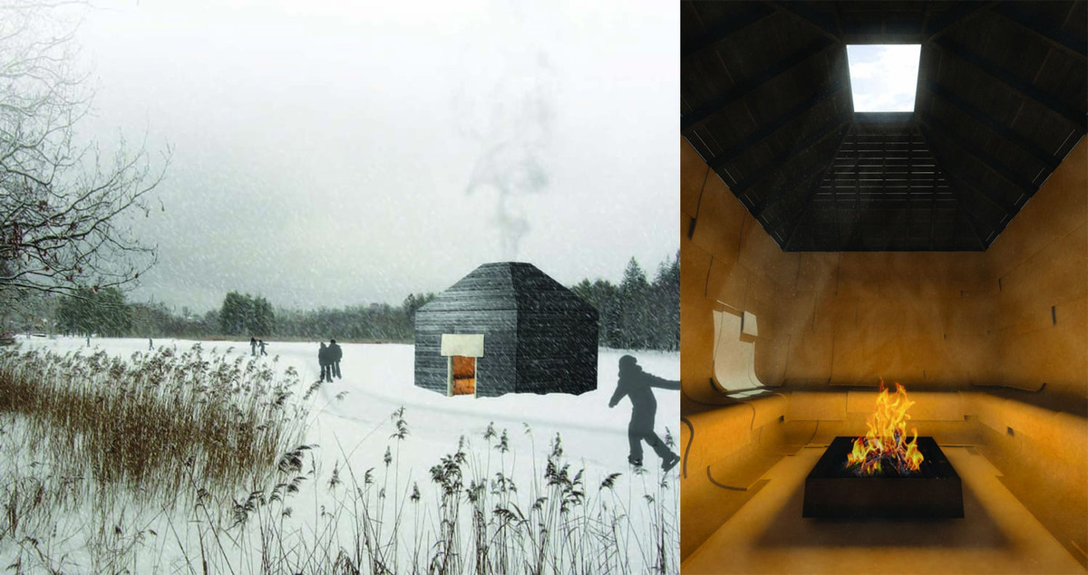 Smokehouse by aamodt/plumb architects