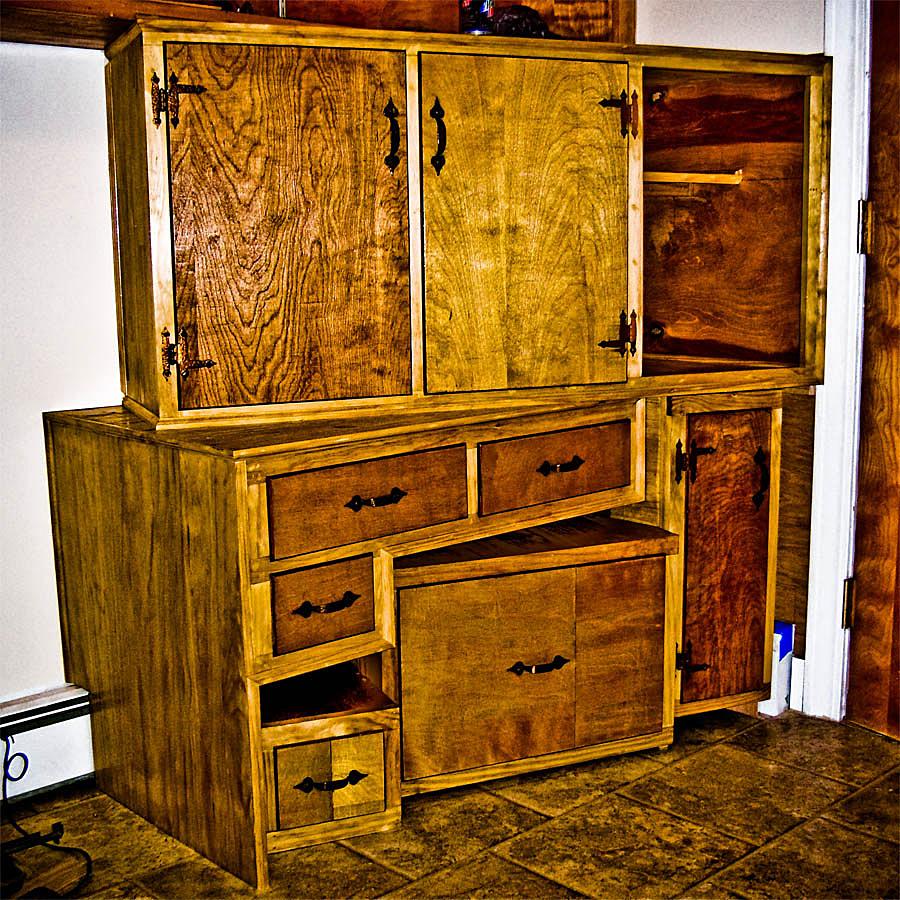Kitchen Cabinets Over Baseboard Heat: Designed/Built Furniture