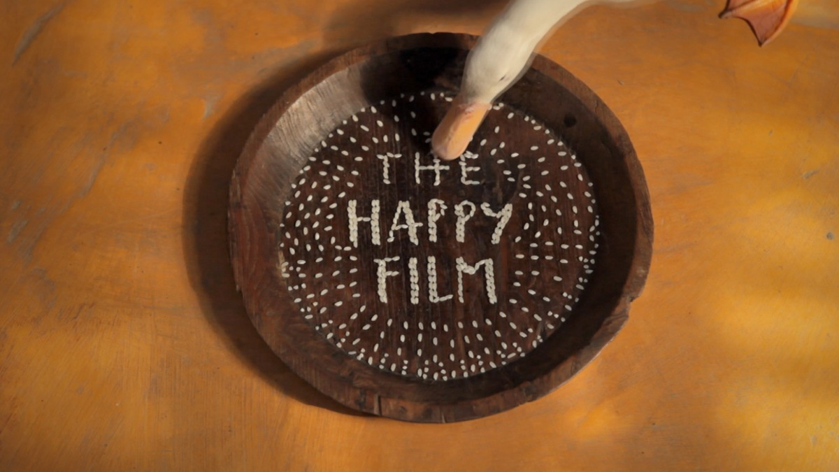 Still from The Happy Film. Image: The Happy Film