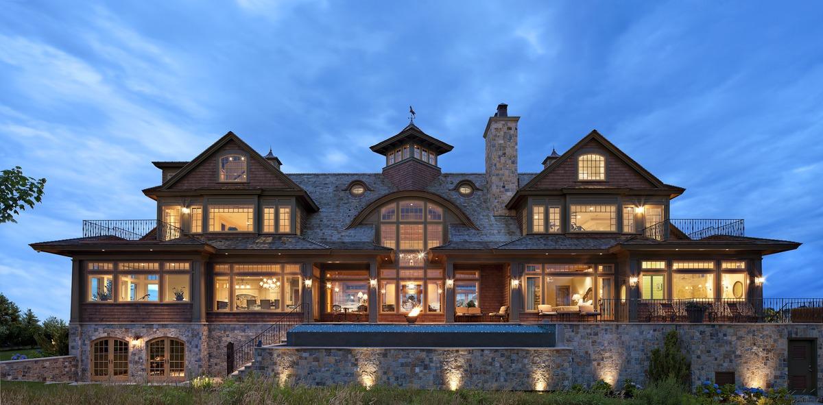 Rhode Island Residence Robert A Cardello Architects Llc