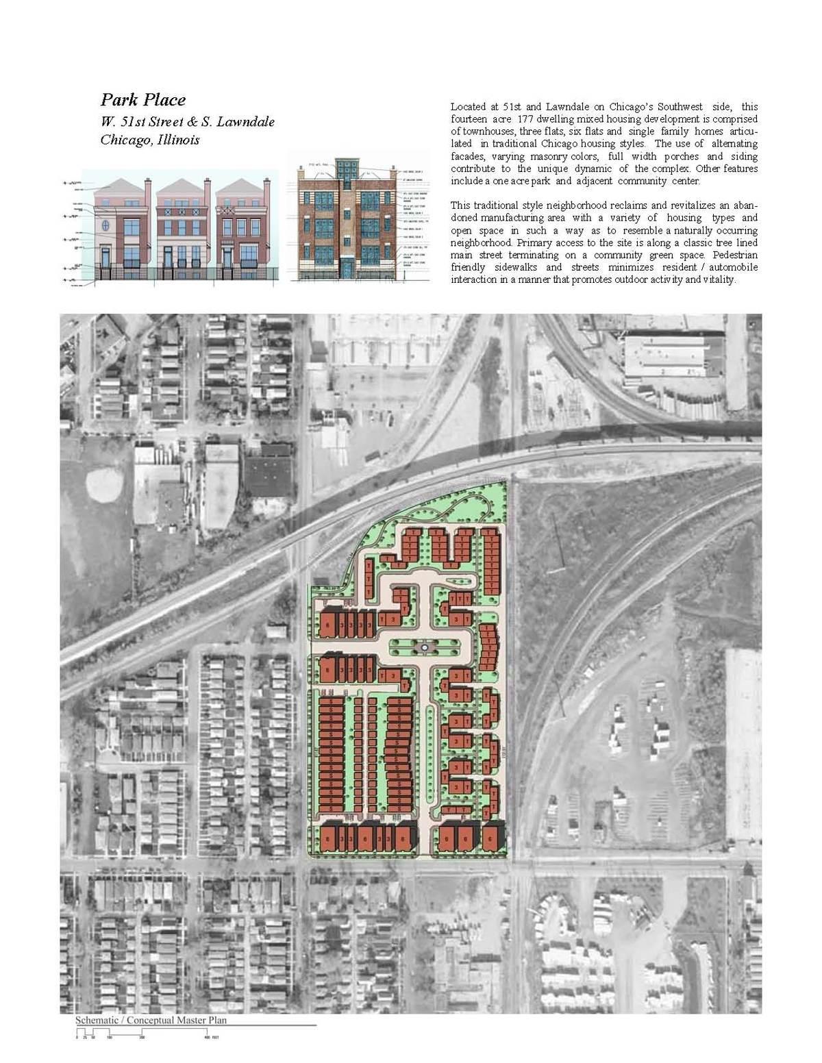 Park Place Residential Development