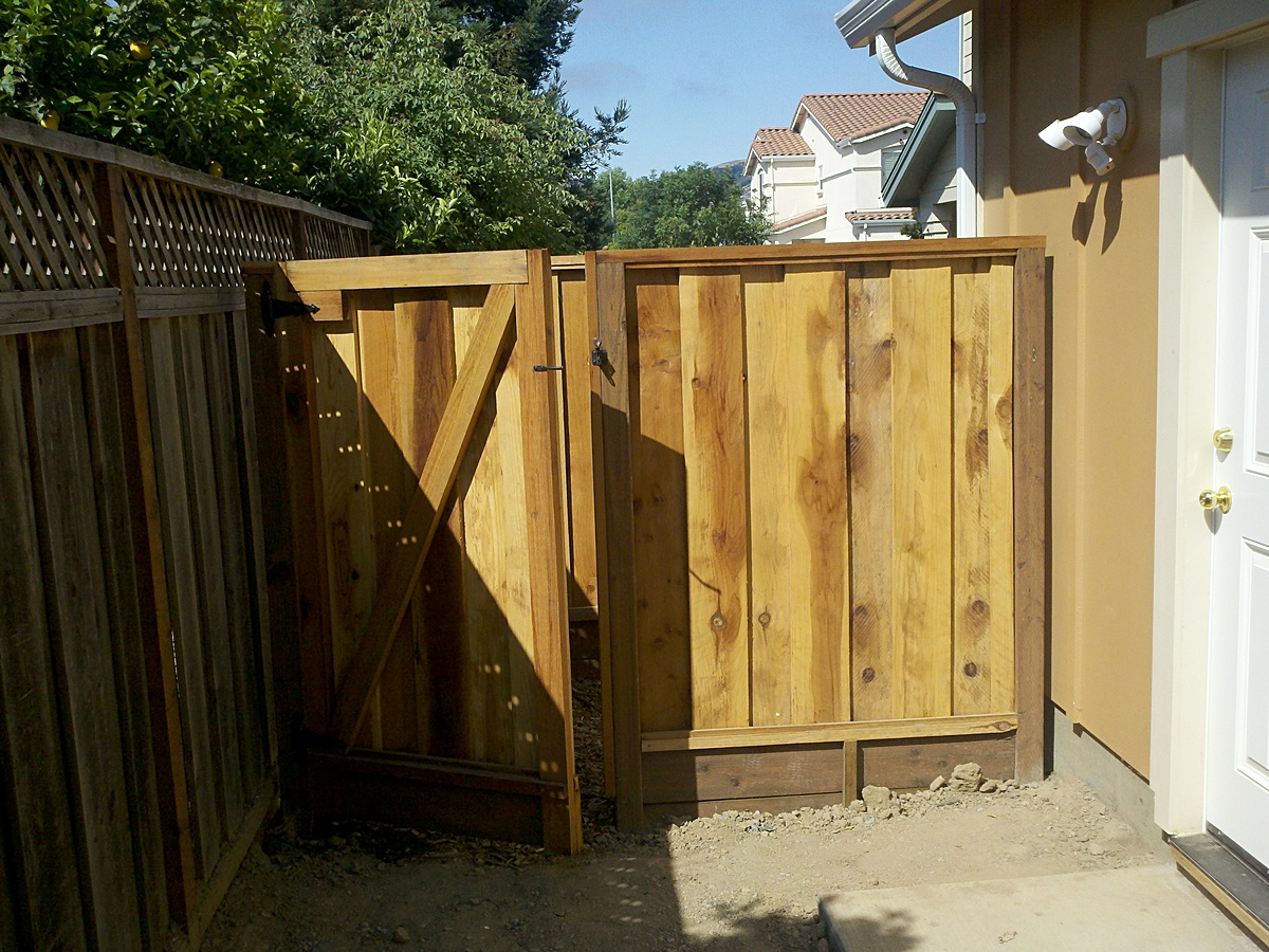 Fence Building
