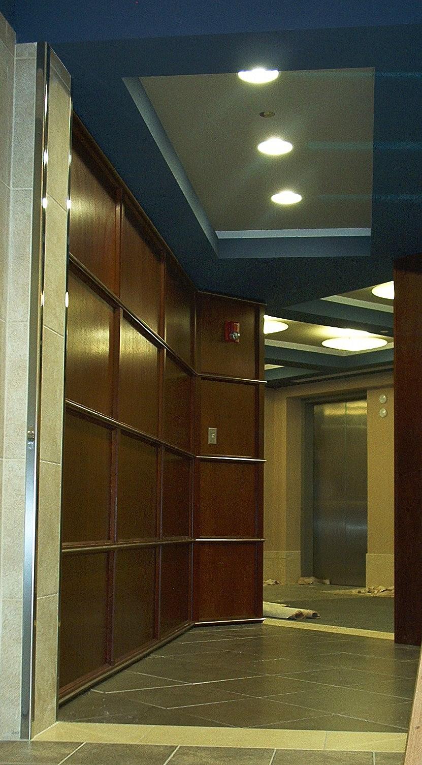 Corridor off Lobby