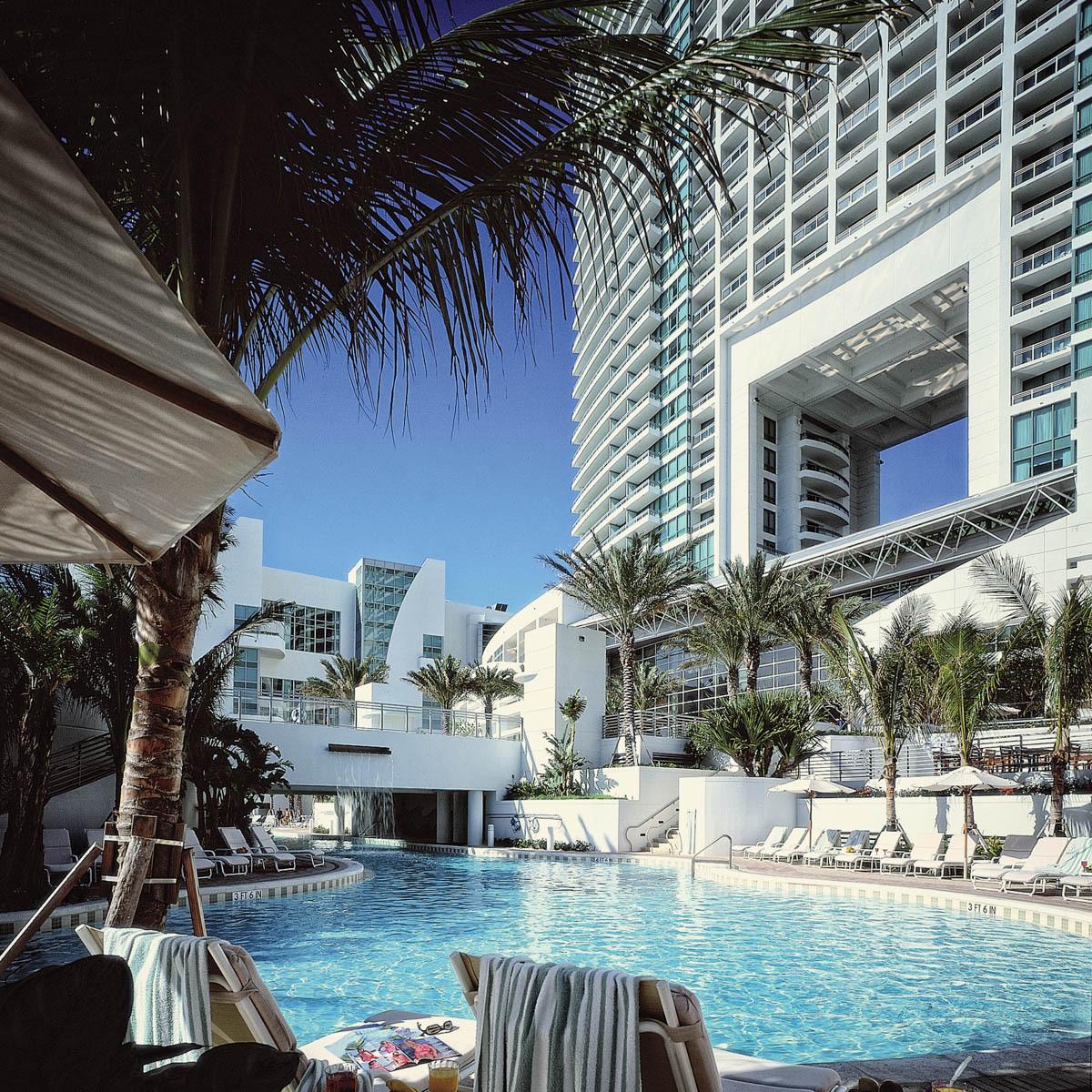 Westin diplomat resort convention center nbww for Design hotel hollywood florida