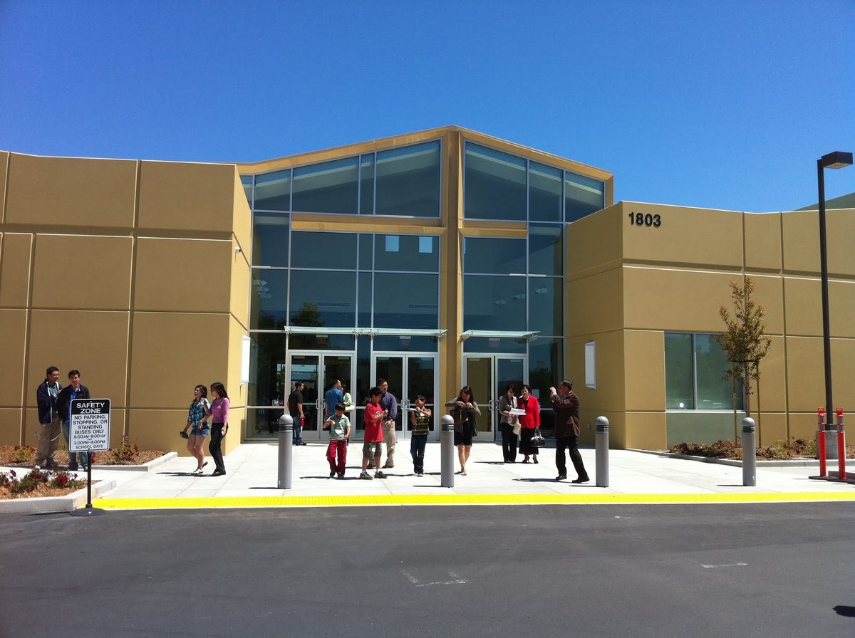 Bay Area Chinese Baptist Church, Alameda CA - LEED Gold Pending
