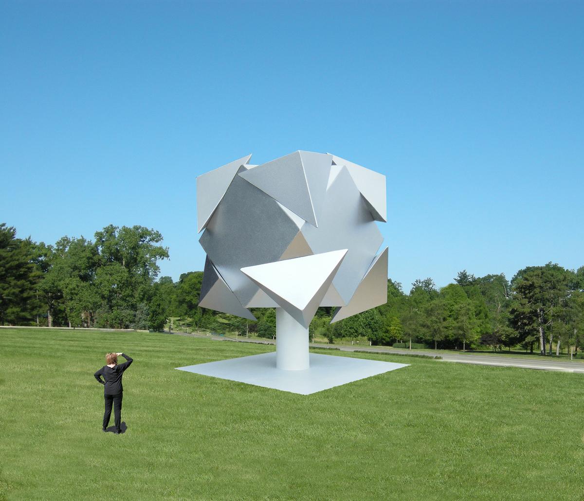 A public art installation proposal.