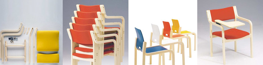 Iterations of the Kari Chair