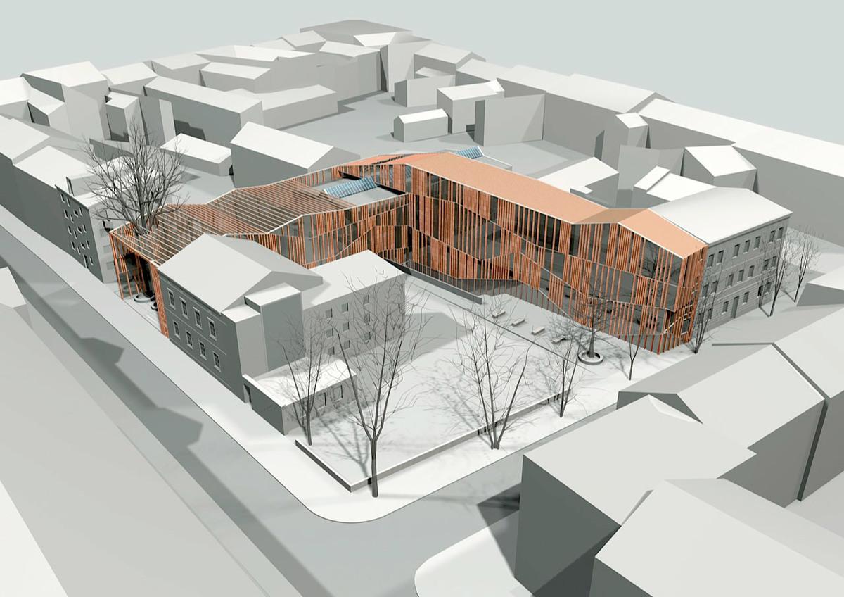 Image: Ingarden & Ewý Architects