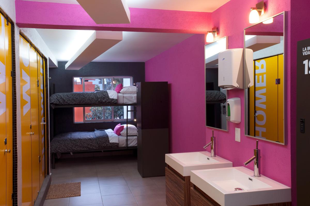 hostal la buena vida arco arquitectura contempor nea