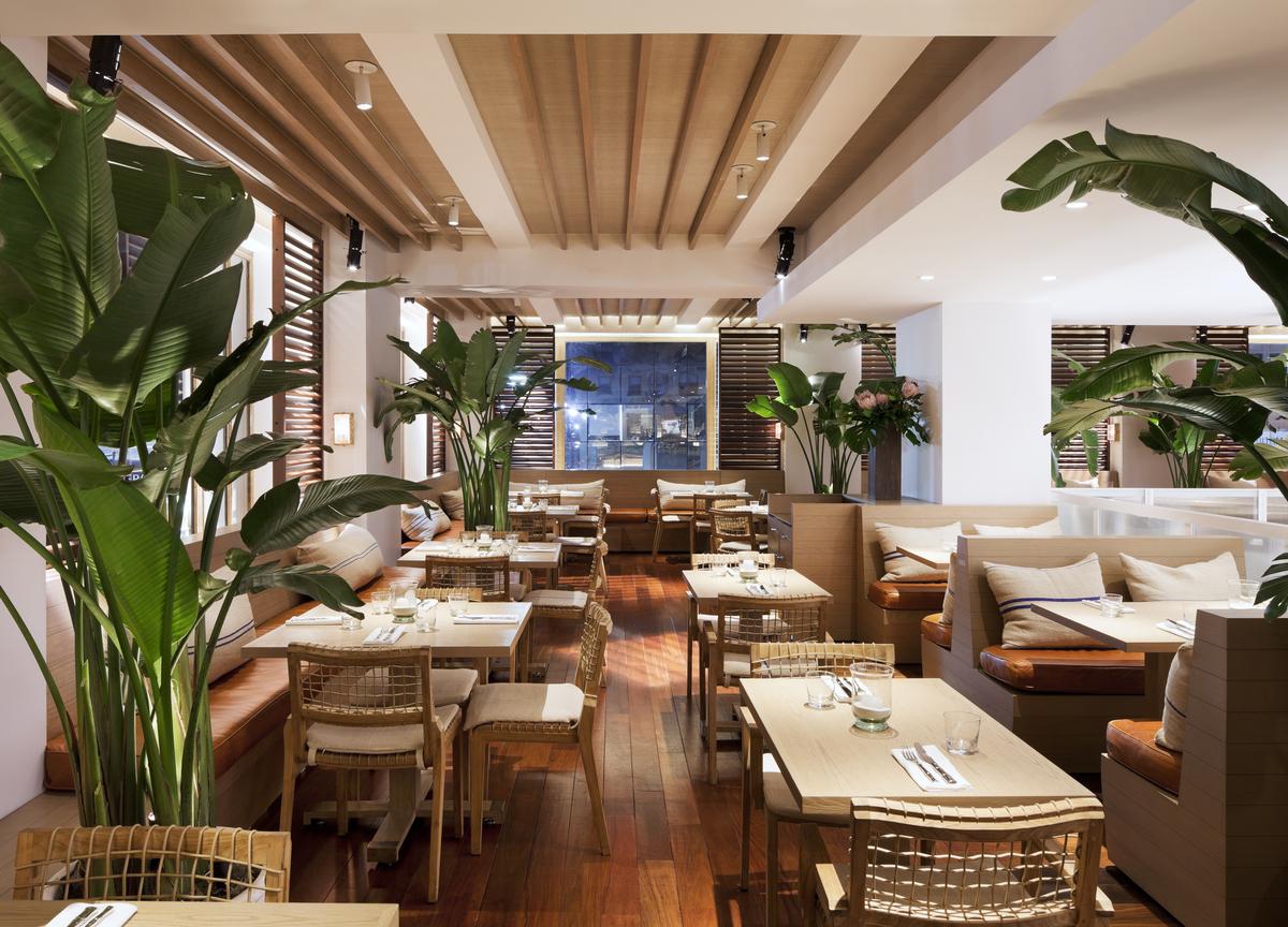 Tommy Restaurant New York