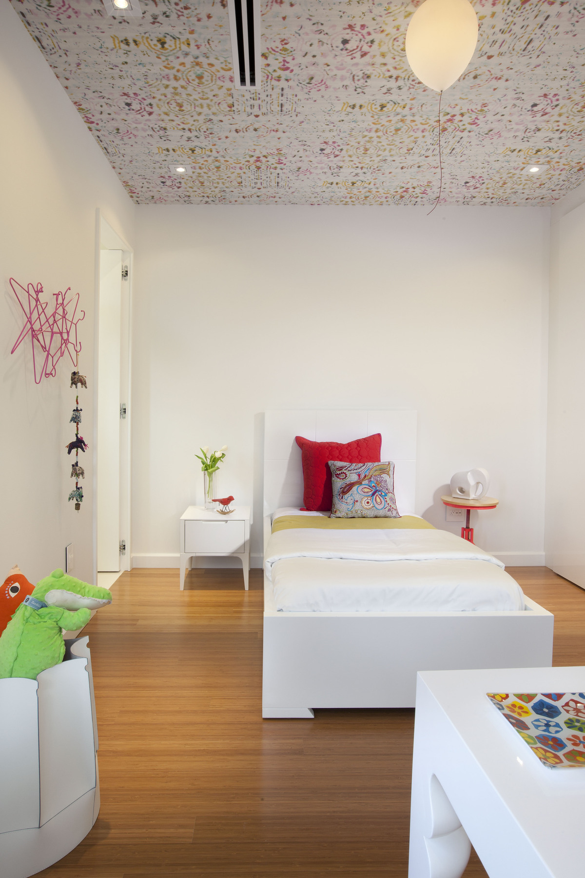 Children's Bedroom - Miami Interior Design