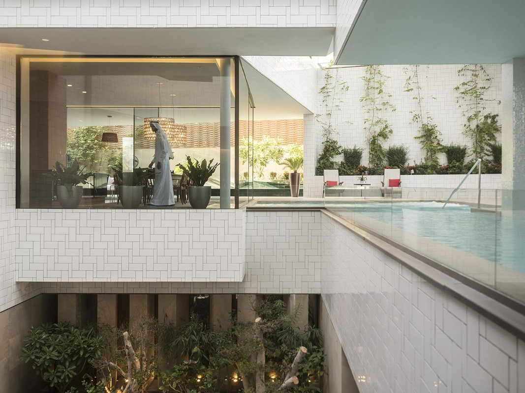 Three Gardens House | Photographies: Fernando Guerra FG+SG - http://ultimasreportagens.com