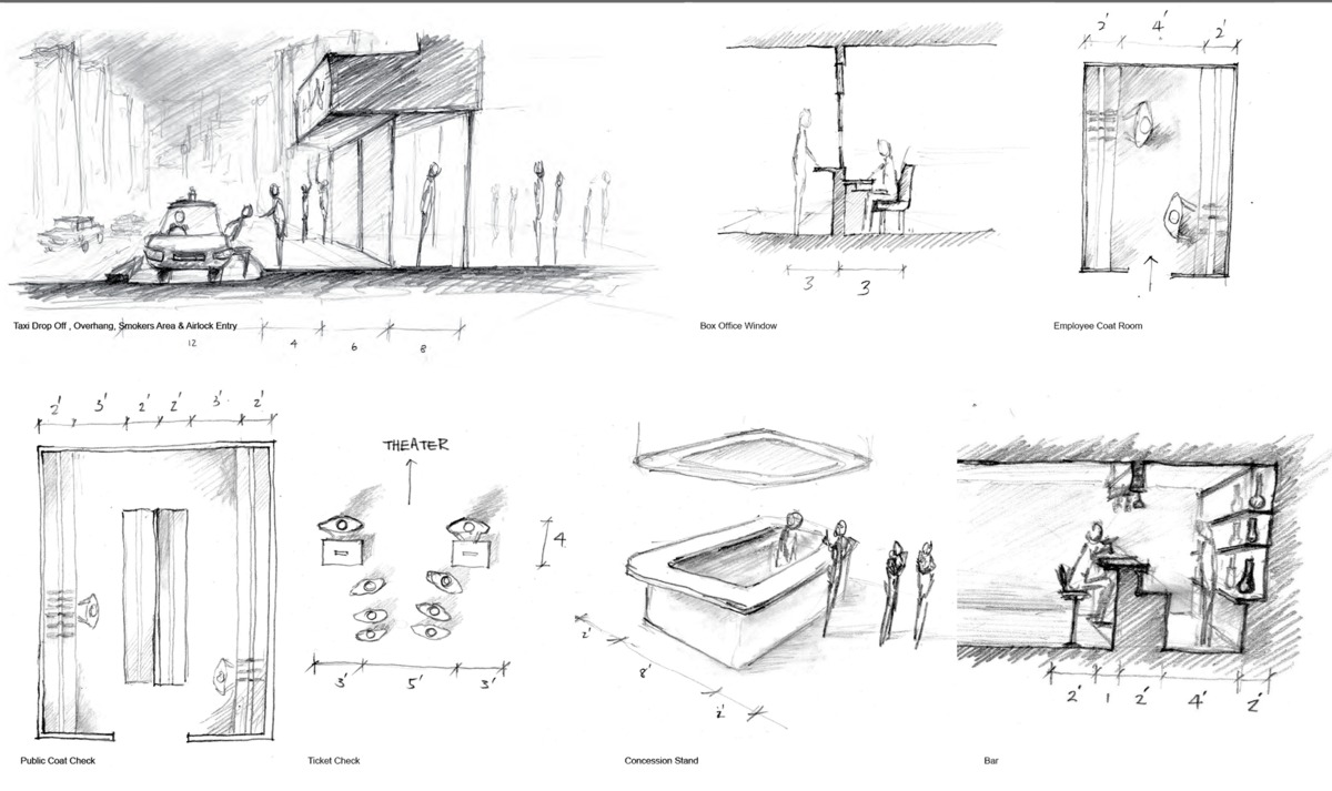 Program sketch exploration