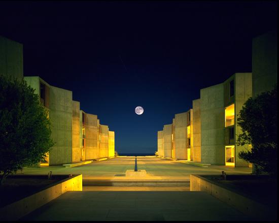 The Salk Institute, courtesy of Salk Institute for Biological Studies.