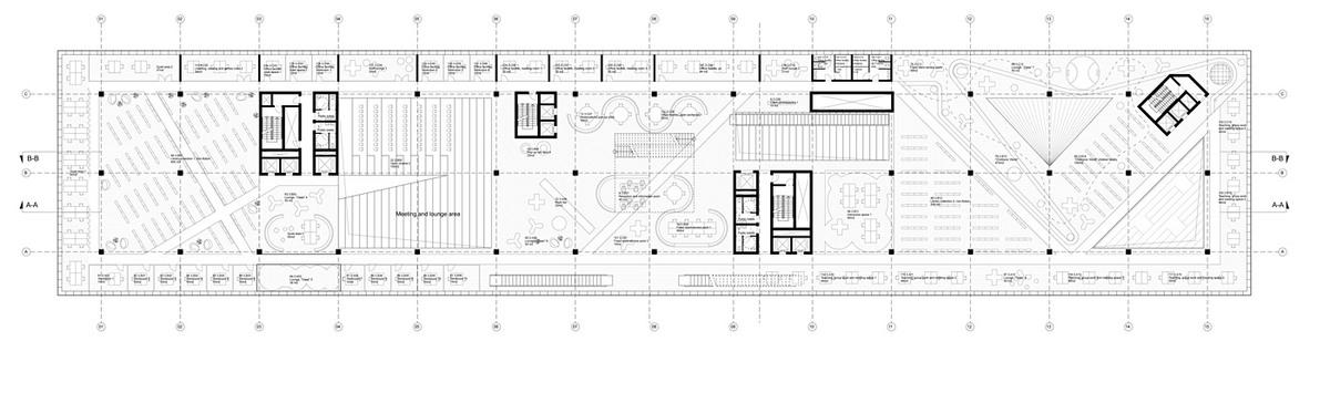 Plan - 2 (Image: OYO + office9 + Ingenium)