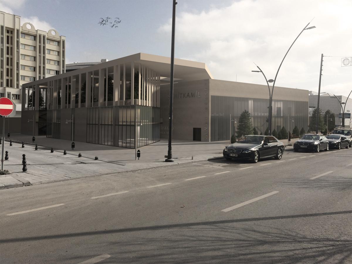 Art Center 5, Gaziantep, Turkey
