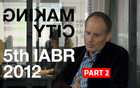 Archinect Interviews George Brugmans, IABR - Part 2, Arnavutköy, Istanbul