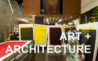 Art + Architecture: Swipes and Changeups with Mike Nesbit
