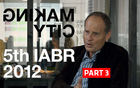 Archinect Interviews George Brugmans, IABR - Part 3, So Paulo, Rotterdam and Beyond