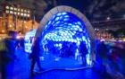 Student Works: Cellular Tessellation pavilion lights the way in Sydney