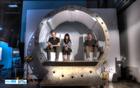 Designing the Hyperspace: UCLA studio imagines Hyperloop's future in California