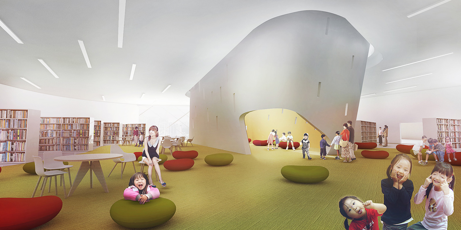 27 Entry Level Interior Design Jobs Ct Taichung City Cultural Center Entry By Patrick