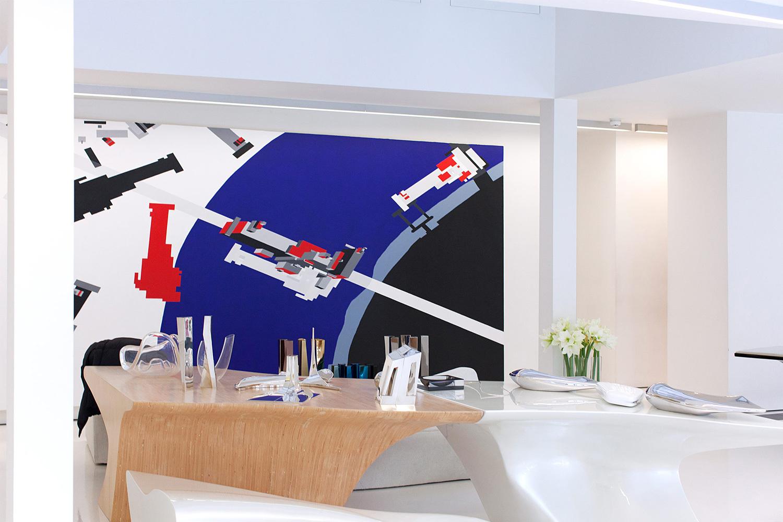 Where Architects Live By Francesca Molteni Zaha Hadid