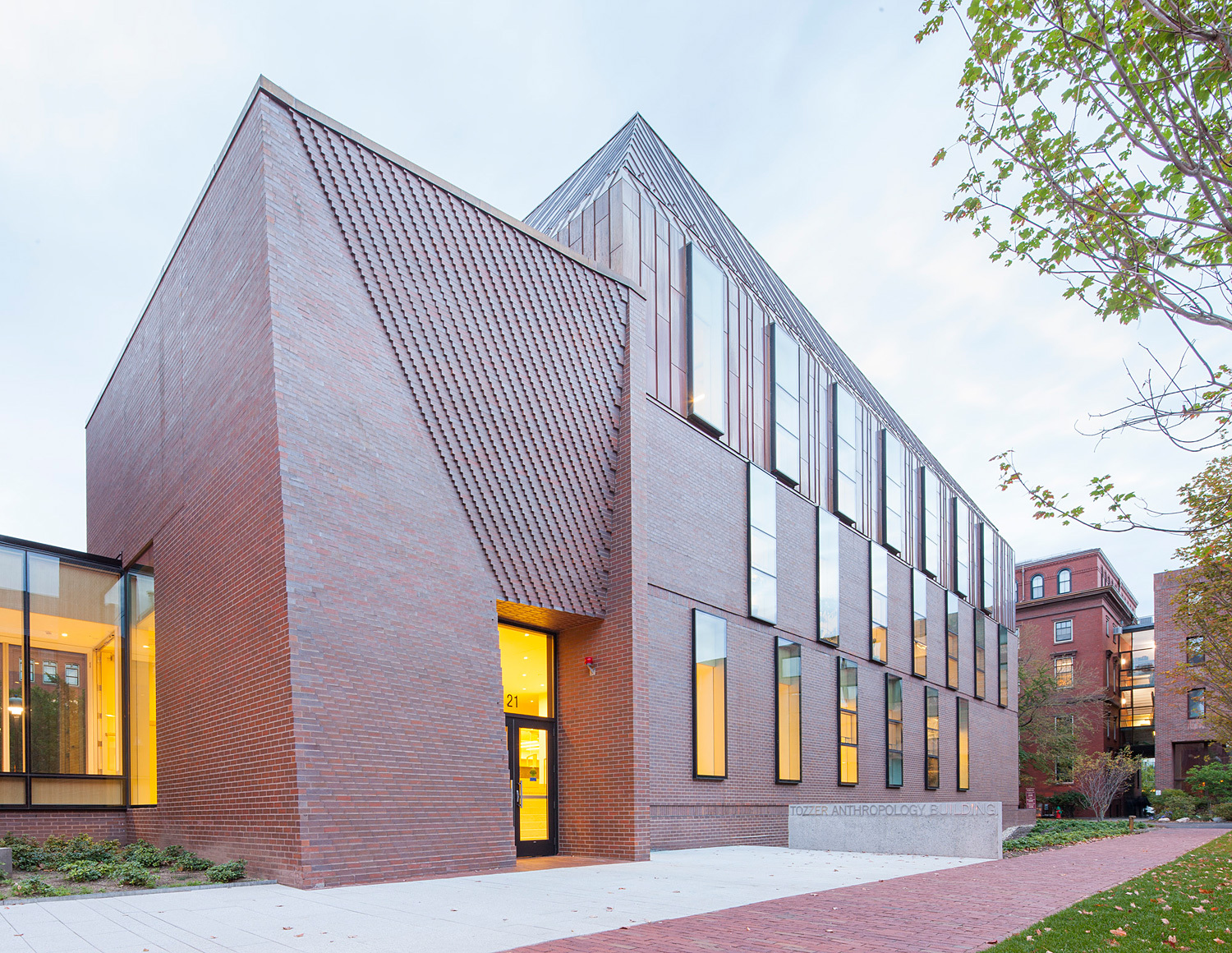 Take a peek at the 2015 north american copper in for Architecture harvard