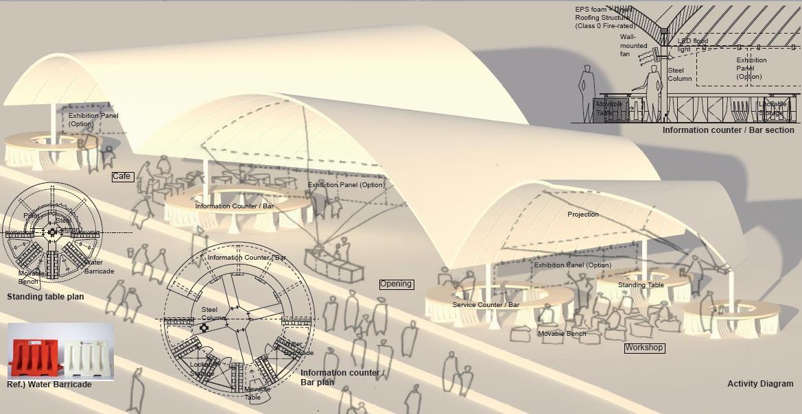 Archifest Pavilion Design Competition Yields Unexpected