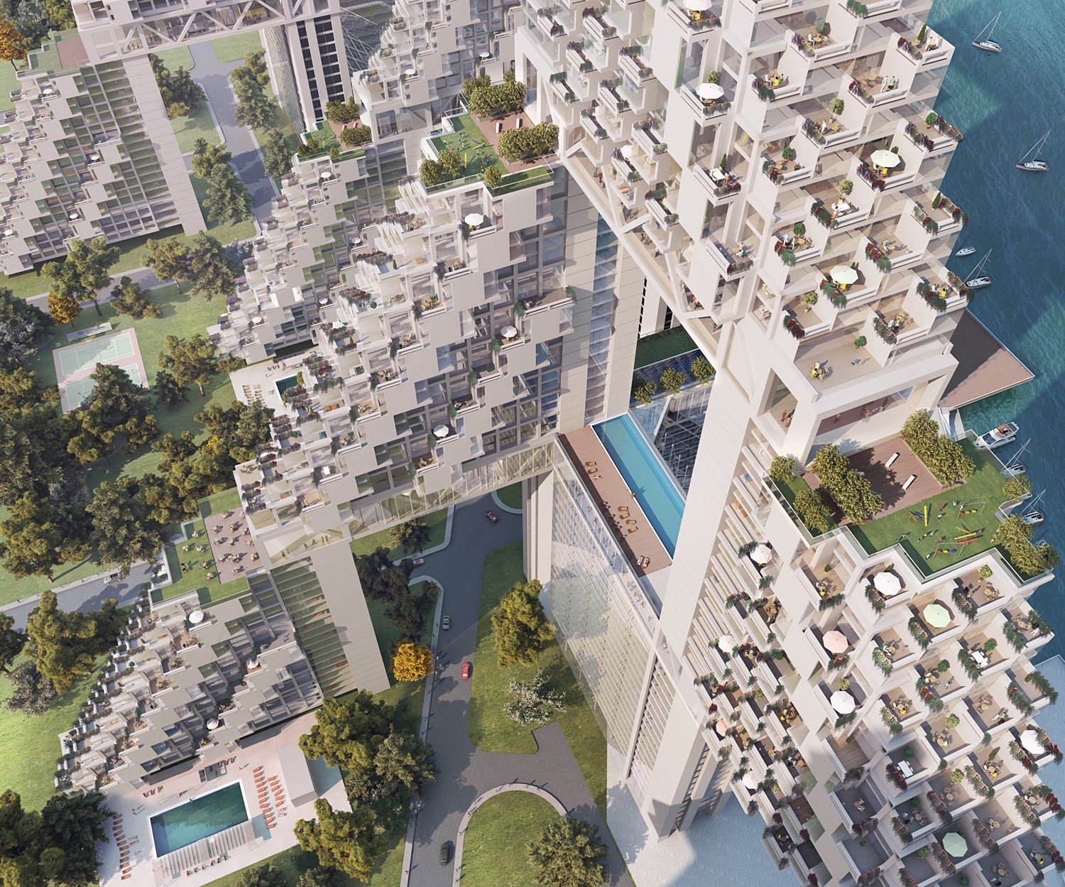 Moshe safdie exhibit to launch bsa series of boston rooted for Construction habitat