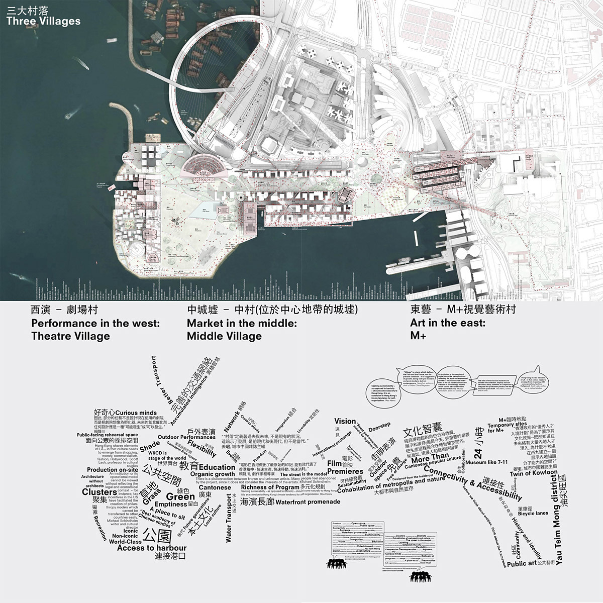 "west kowloon cultural district project However, the west kowloon cultural district authority, which  ""the  arrangement has been successful in moving the m+ project forward."