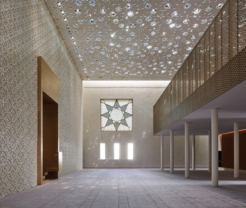 Winners of the 2016 faith form religious art - Interior design schools in alabama ...